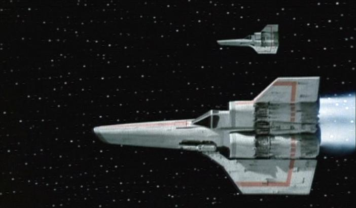 Favorite Sci Fi Vehicles Colonial Viper